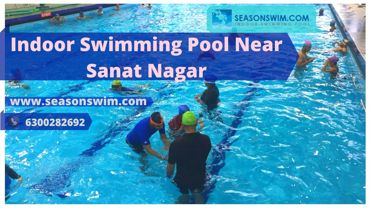 Indoor Swimming Pool Near By Sanat Nagar
