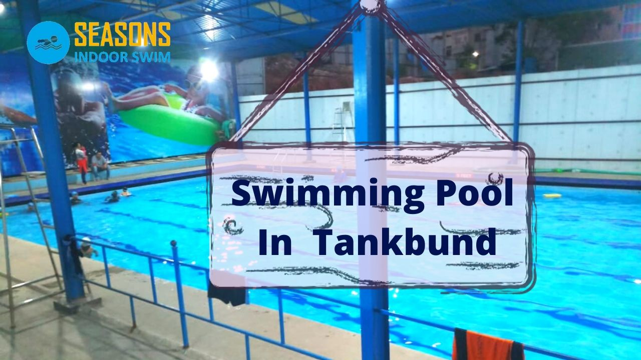 Swimming Pool In Tankbund