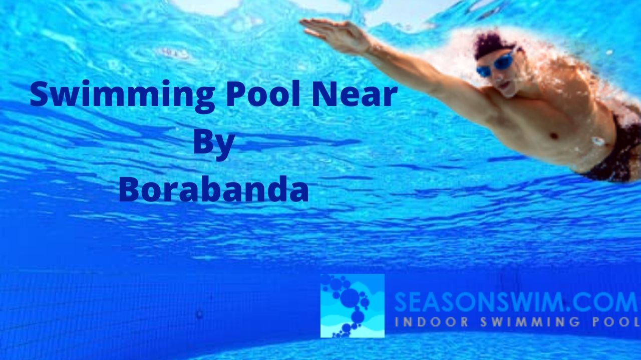 Swimming Pool Near By Borabanda