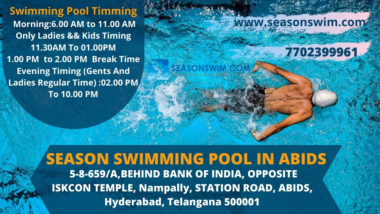 Seasons Indoor Swimming Pool In Abids Hyderabad Swimming Pool Near Me Koti Ramkoti Nampally