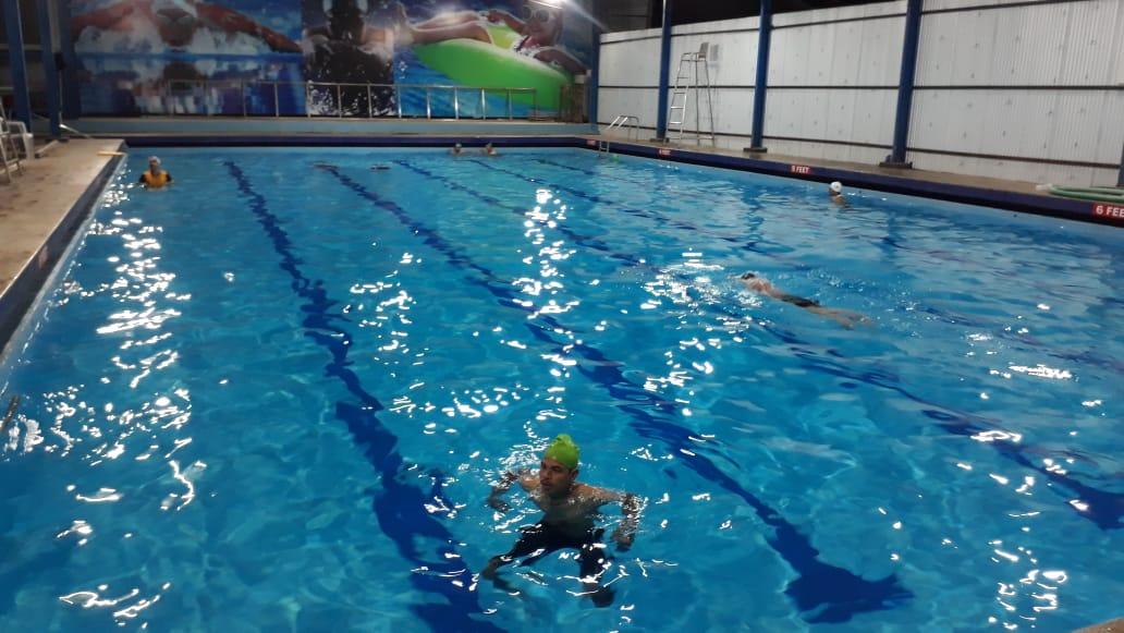Season Swim